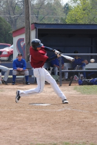 Andrew Archibold Action 2011 Hitting